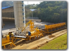 China 800t/h Stabilized Soil Mixing Plant Manufacturer,Supplier
