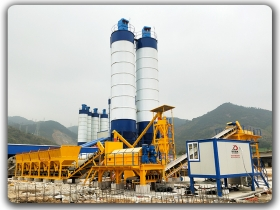 600t/h Stabilized Soil Plant